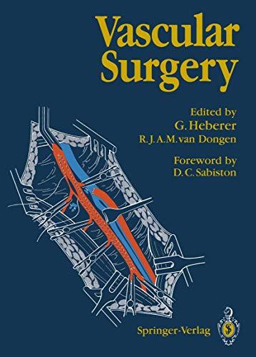 9783540182801: Vascular Surgery