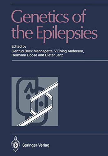 9783540184218: Genetics of the Epilepsies