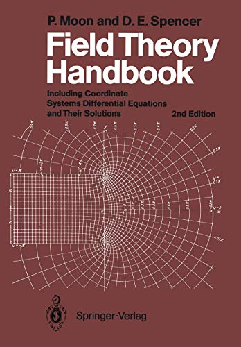 9783540184300: Field Theory Handbook: Including Coordinate Systems, Differential Equations and Their Solutions