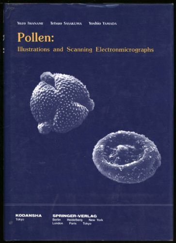 9783540188339: Pollen: Illustrations and Scanning Electronmicrographs