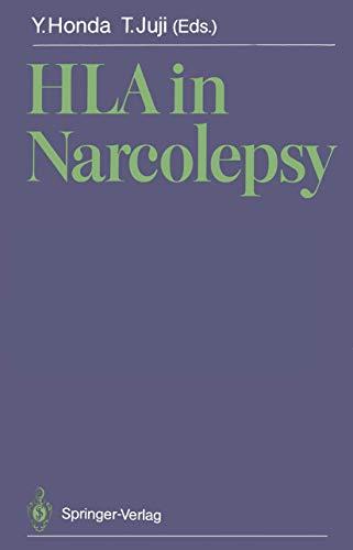 9783540189565: HLA in Narcolepsy