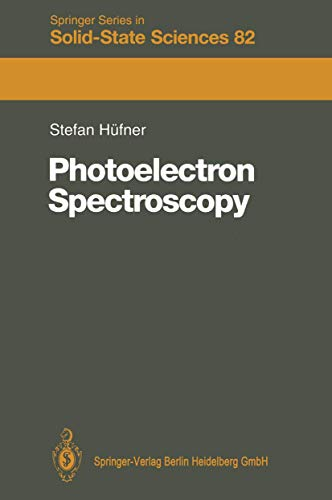 9783540191087: Photoelectron Spectroscopy: Principles and Applications (Springer Series in Solid-State Sciences)