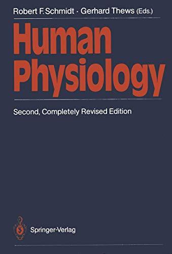 9783540194323: Human Physiology
