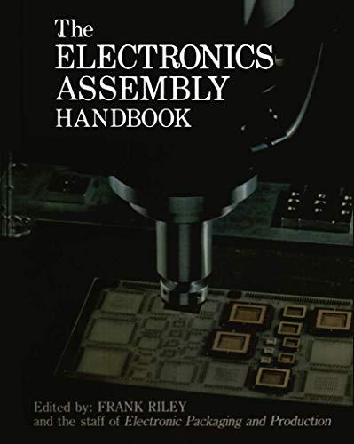 9783540194491: The Electronics Assembly Handbook