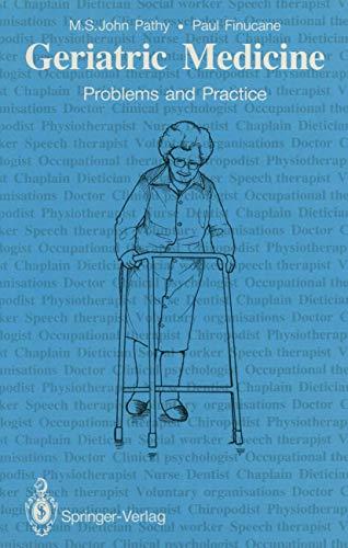 9783540195252: Geriatric Medicine: Problems and Practice