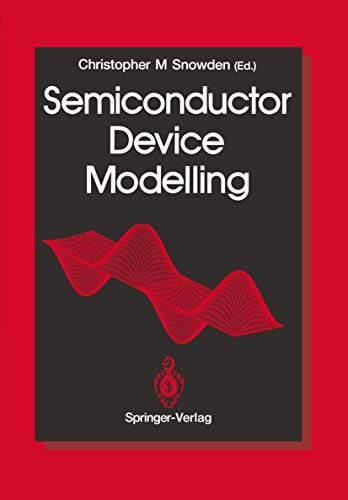 9783540195450: Semiconductor Device Modelling