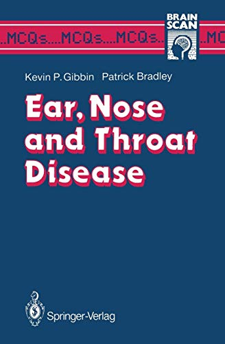 9783540195597: Ear, Nose and Throat Disease (MCQ's...Brainscan)