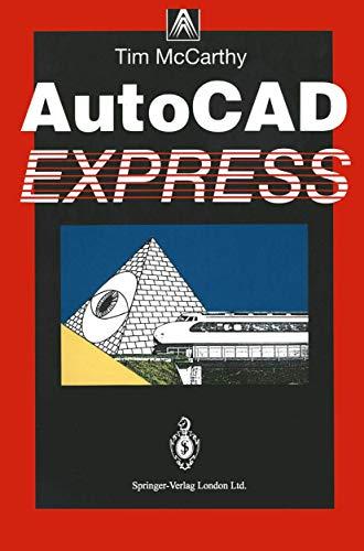 9783540195900: AutoCAD Express