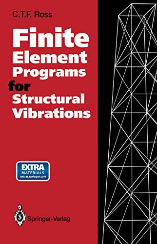 9783540196938: Finite Element Programs for Structural Vibrations