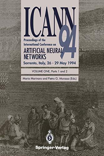 ICANN '94: Proceedings of the International Conference: Marinaro, M.; Morasso,