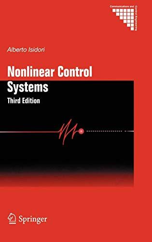 Nonlinear Control Systems: Alberto Isidori