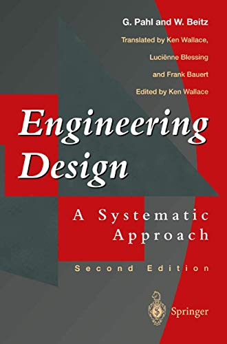 9783540199175: Engineering Design: A Systematic Approach