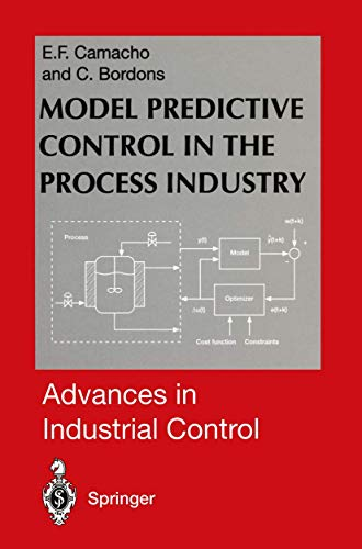 9783540199243: Model Predictive Control in the Process Industry (Advances in Industrial Control)