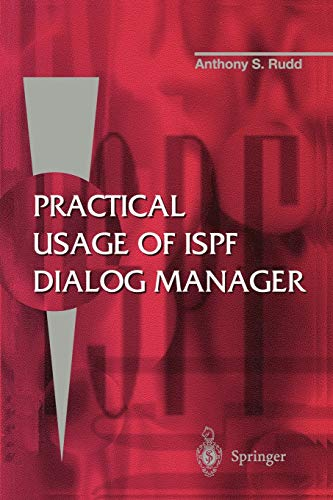 9783540199502: Practical Usage of ISPF Dialog Manager