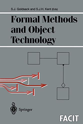 9783540199779: Formal Methods and Object Technology (Formal Approaches to Computing and Information Technology (FACIT))