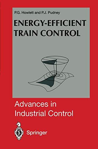9783540199908: Energy-Efficient Train Control (Advances in Industrial Control)