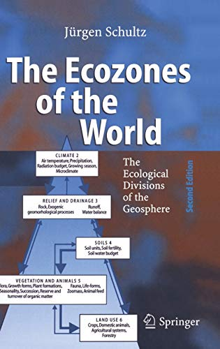 9783540200147: The Ecozones of the World: The Ecological Divisions of the Geosphere