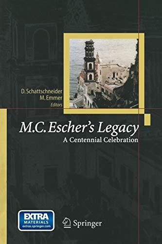 9783540201007: M.C. Escher's Legacy: A Centennial Celebration