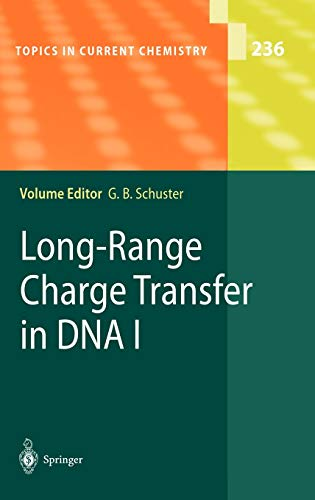 9783540201274: Longe-Range Charge Transfer in DNA I