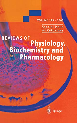 Reviews of Physiology, Biochemistry and Pharmacology 149: M. Schweiger