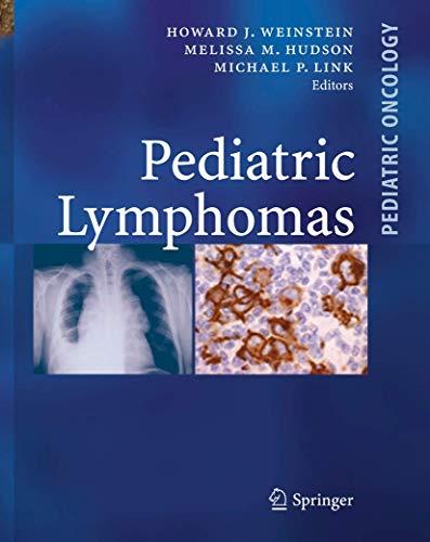 Pediatric Lymphomas (Hardback)
