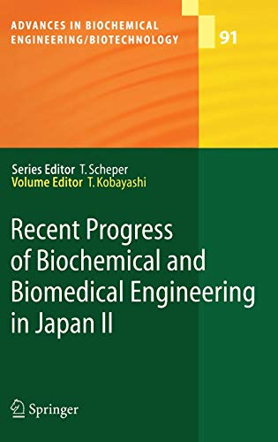 Recent Progress of Biochemical and Biomedical Engineering