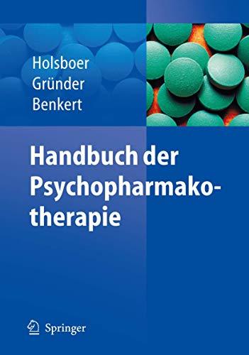 9783540204756: Handbuch der Psychopharmakotherapie
