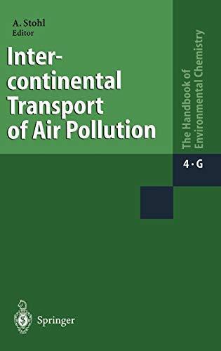 Intercontinental Transport of Air Pollution: Springer