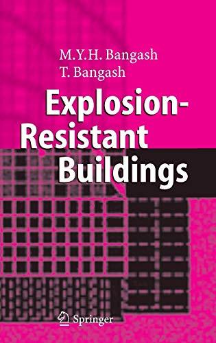 9783540206187: Explosion-Resistant Buildings