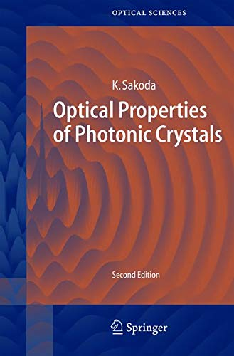 9783540206828: Optical Properties of Photonic Crystals