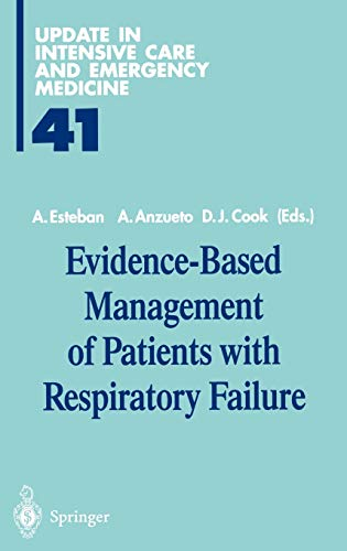 9783540206972: Evidence-Based Management of Patients with Respiratory Failure (Update in Intensive Care and Emergency Medicine)
