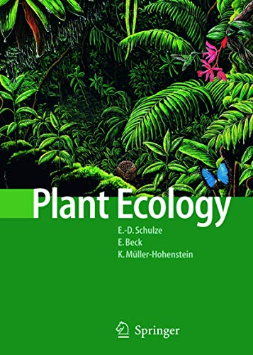 9783540208334: Plant Ecology