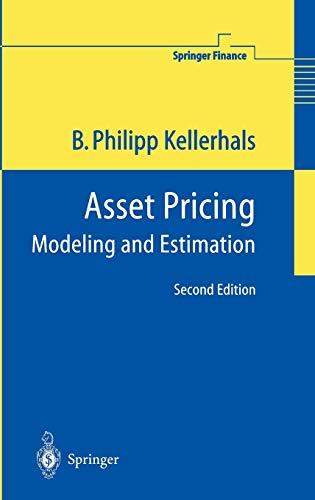 9783540208532: Asset Pricing: Modeling And Estimation