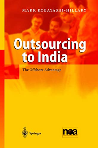 9783540208556: Outsourcing to India