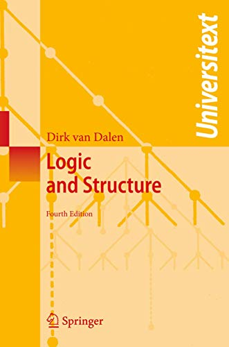 9783540208792: Logic and Structure (Universitext)