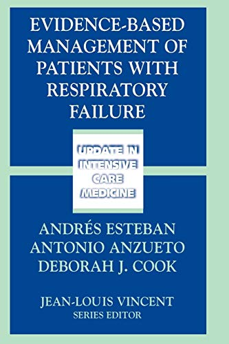 9783540209478: Evidence-Based Management of Patients with Respiratory Failure