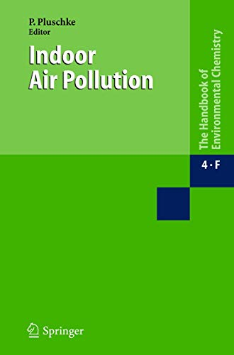 Indoor Air Pollution Part F The Handbook of Environmental Chemistry Air Pollution