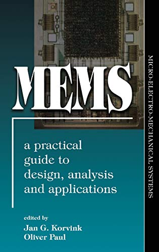 9783540211174: MEMS: A Practical Guide of Design, Analysis, and Applications