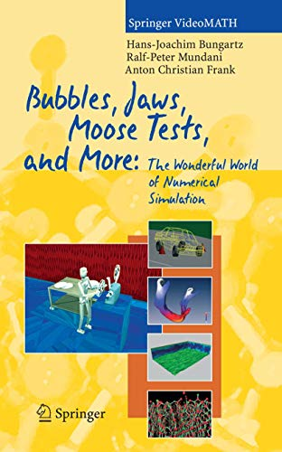 9783540211693: Bubbles, Jaws, Moose Tests, and More [Internacional] [VHS]