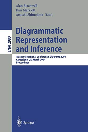 9783540212683: Diagrammatic Representation and Inference