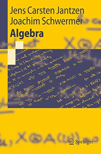 Algebra (Springer-Lehrbuch) (German Edition): Jens Carsten Jantzen;