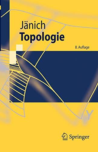 9783540213932: Topologie (Springer-Lehrbuch)