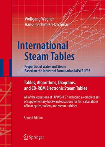 9783540214199  International Steam Tables