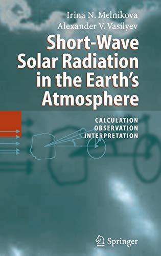 9783540214526: Short-Wave Solar Radiation in the Earth's Atmosphere: Calculation, Observation, Interpretation