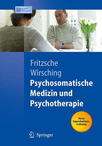 9783540218777: Psychosomatische Medizin und Psychotherapie (Springer-Lehrbuch)