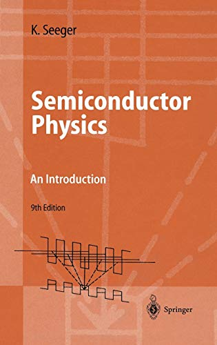 9783540219576: Semiconductor Physics: An Introduction