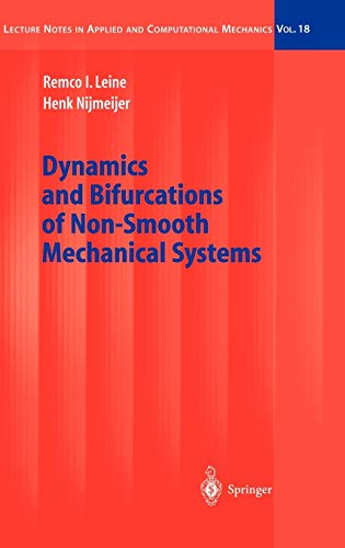 9783540219873: Dynamics and Bifurcations of Non-Smooth Mechanical Systems (Lecture Notes in Applied and Computational Mechanics)