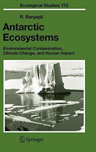 Antarctic Ecosystems: Roberto Bargagli