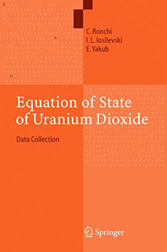 Equation of State of Uranium Dioxide: Claudio Ronchi