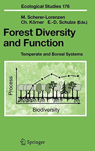 9783540221913: Forest Diversity and Function: Temperate and Boreal Systems (Ecological Studies)
